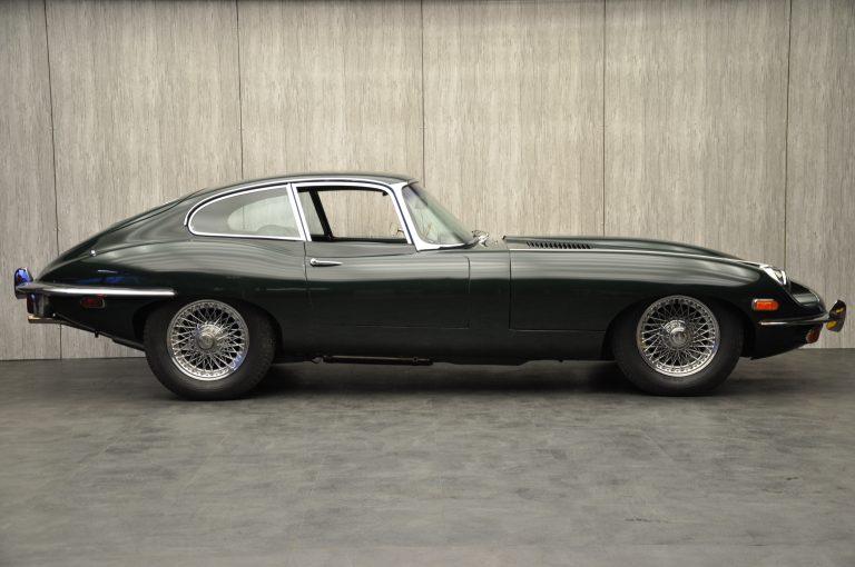 Jaguar Type E S2