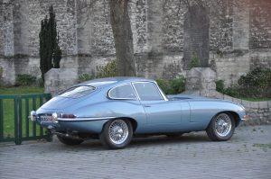 Jaguar Type E S1 3.8 Automeetic