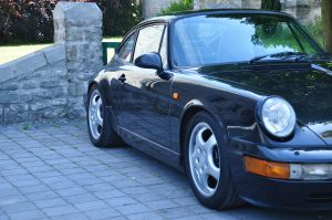 Porsche 964 Carrera 2 Automeetic