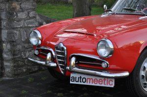 Alfa Romeo Giulia 1600 Spider Automeetic