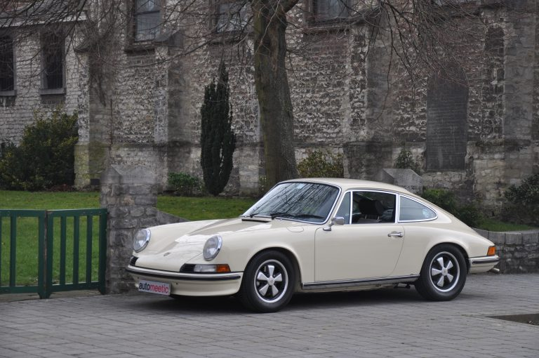 Porsche 911 2.4S Automeetic