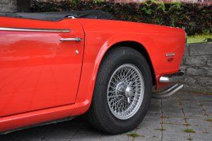 Triumph TR5 PI 1968 Automeetic