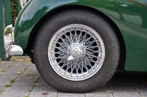Triumph TR3 1958 Automeetic