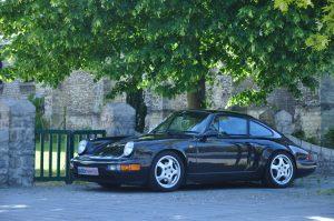 Porsche 964 Carrera 2 Automeetic