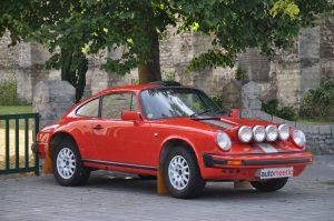 Porsche 911 3.0SC Rallye