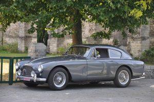 Aston Martin DB MKIII Automeetic