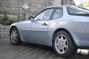 Porsche 944 Turbo Automeetic