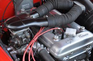 Alfa Romeo Giulia 1600 Spider AutomeeticAlfa Romeo Giulia 1600 Spider Automeetic