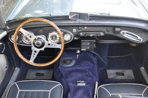Austin Healey 100-6 Automeetic