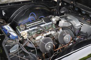 Triumph TR4 1963 Automeetic